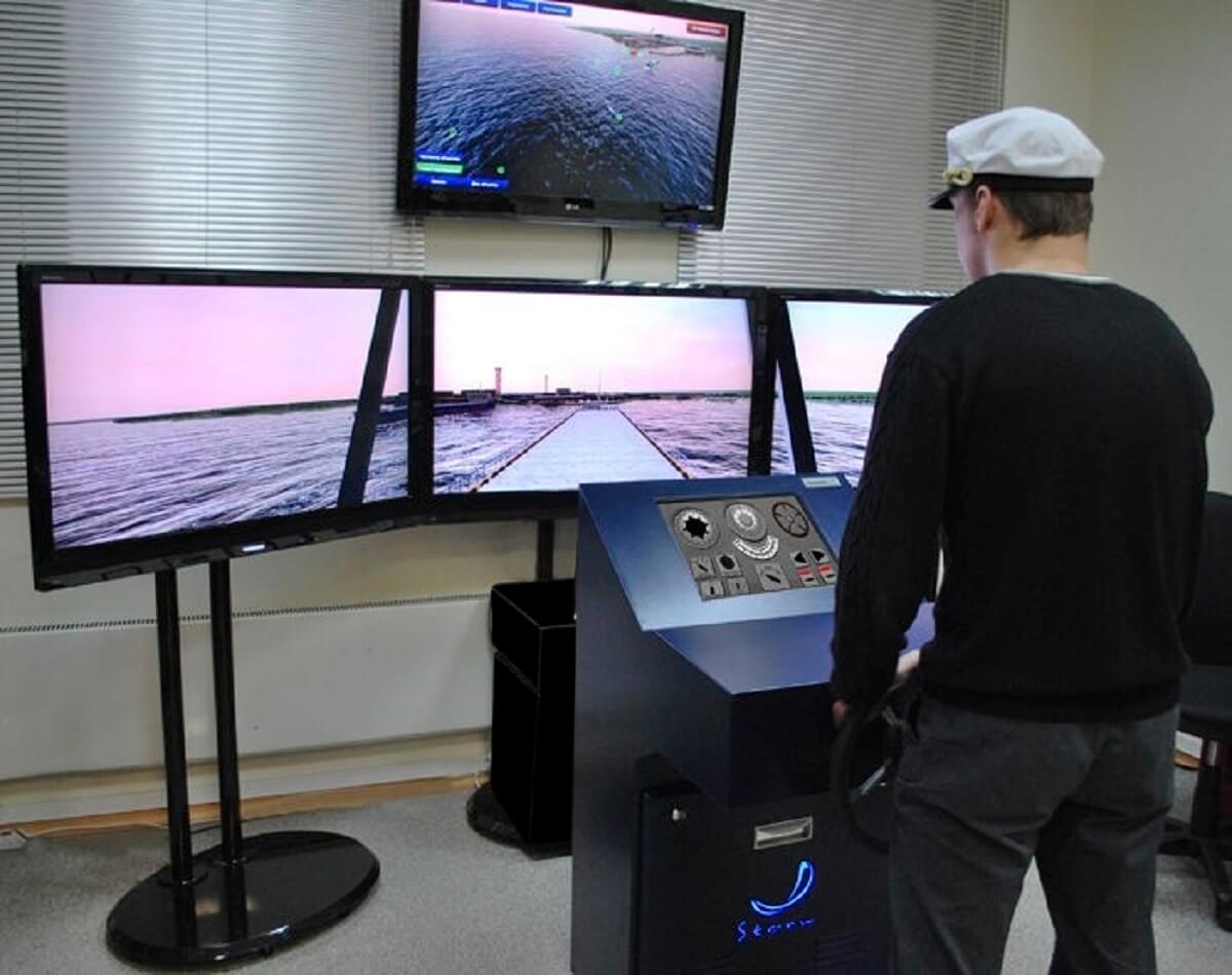 ساخت سمیلاتورهای خانگی برای آموزش دریانوردان در دوران کرونا