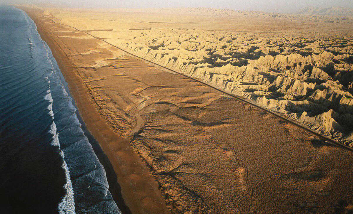 سواحل مکران و زیبایی های بی بدیلش