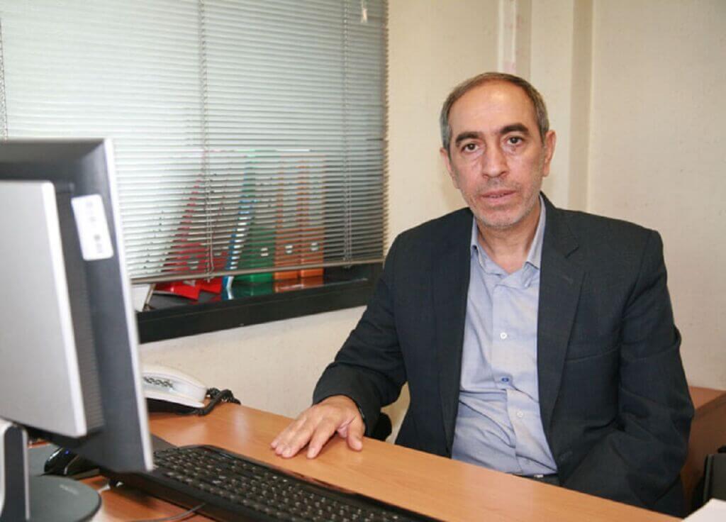 عباس توازنی زاده - مدیرکل دفتر حقوقی سازمان بنادر و دریانوردی