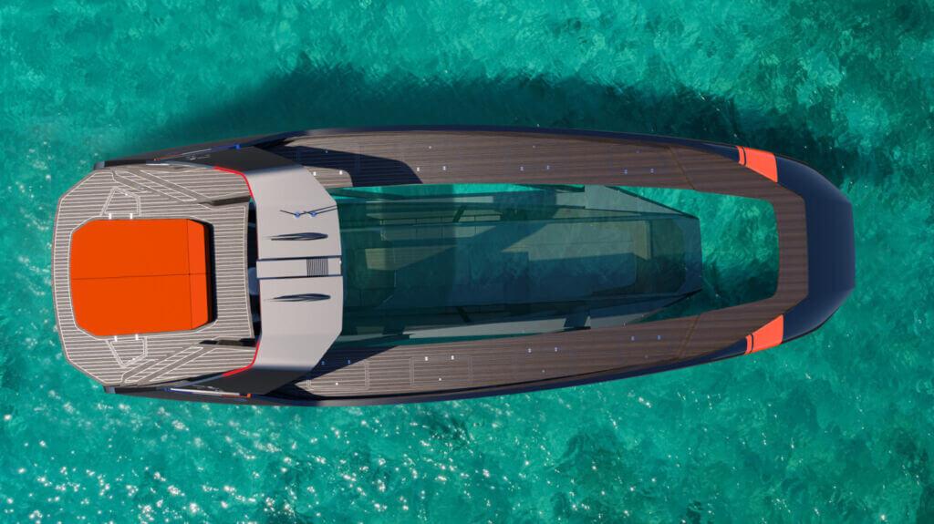 قایق تفریحی Platypus Swordfish