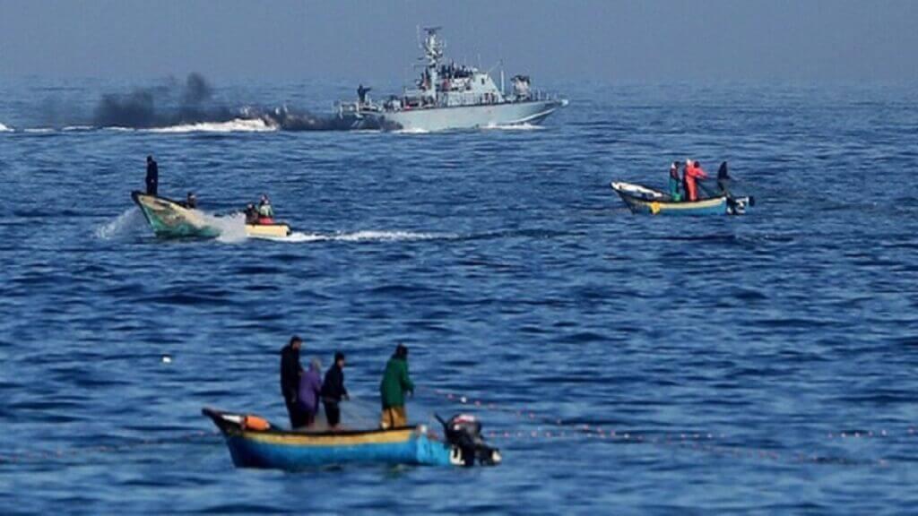 ممنوعیت صید ماهی در غزه توسط رژیم صهیونیستی