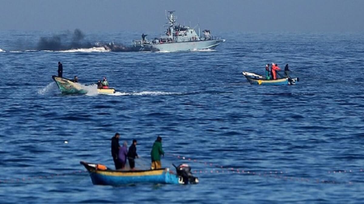 رژیم صهیونیستی صید ماهی در غزه را ممنوع کرد