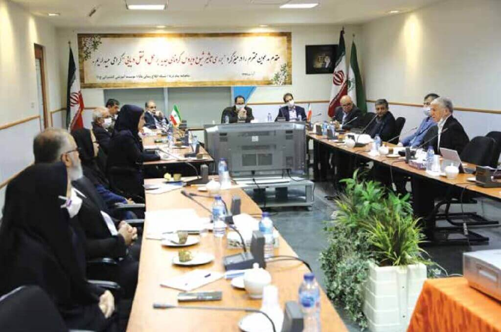 میزگرد تخصصی بررسی آثار کرونا بر صنعت حمل و نقل دریایی ایران