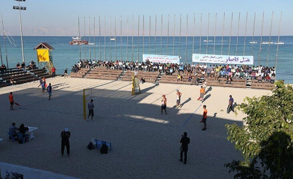 والیبال ساحلی در ایران