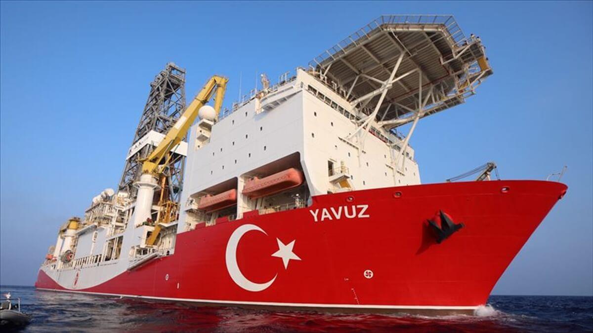 اعلام رسمی ناوتکس جدید توسط ترکیه در مدیترانه شرقی
