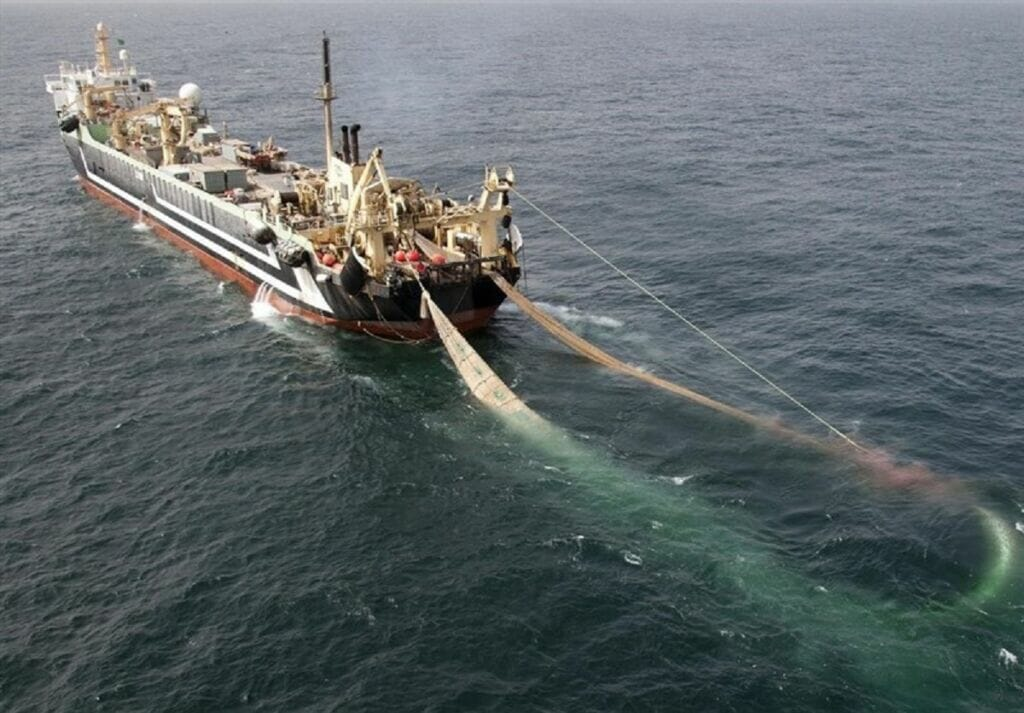 کشتی صید غیرماکول