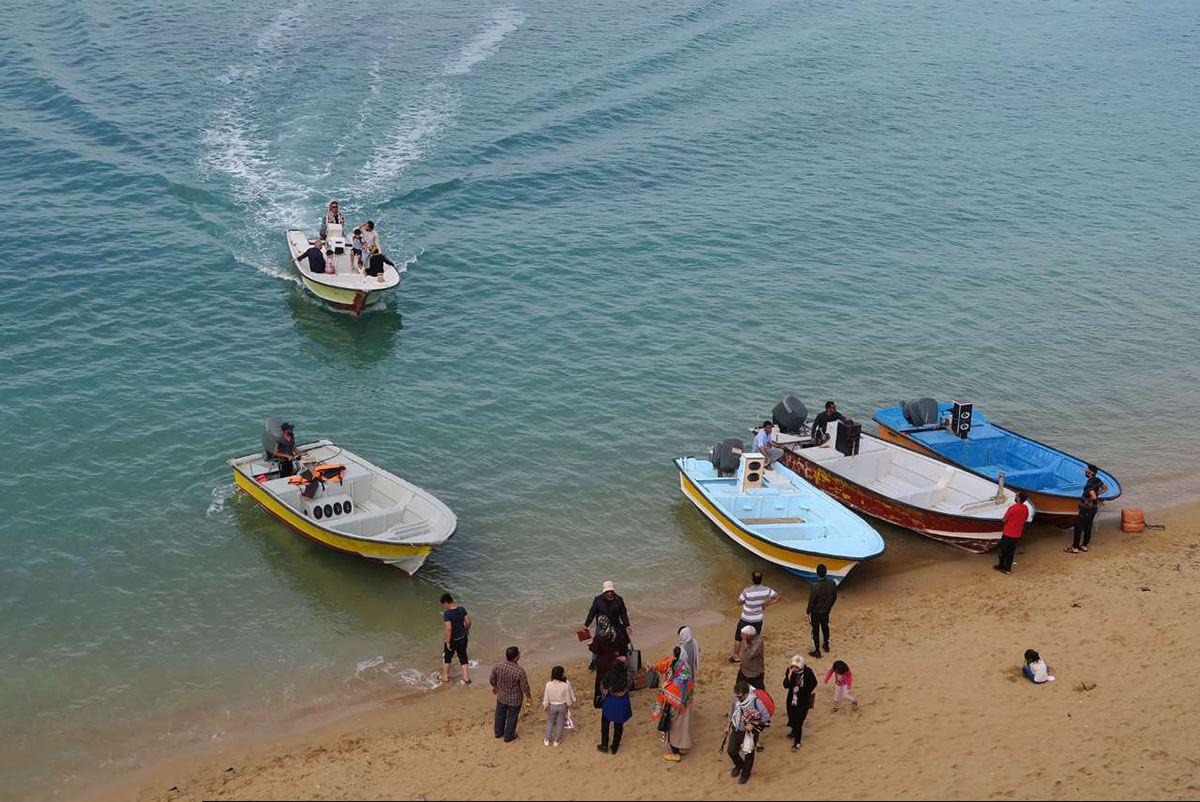 صدور موافقت اصولی جهت ایجاد مراکز توریستی دریایی در بوشهر