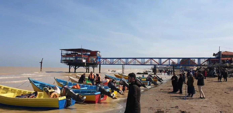 سازمان بنادر و دریانوردی با ساخت ۲۲ اسکله تفریحی در مازندران موافقت کرد