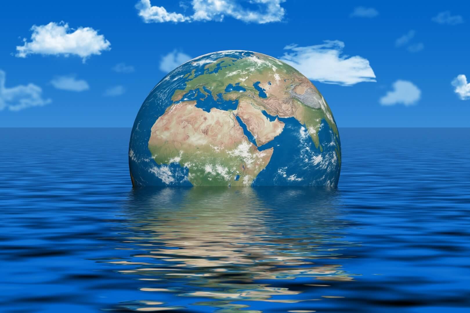 در برابر تهدید افزایش سطح آب دریاها آماده نیستیم