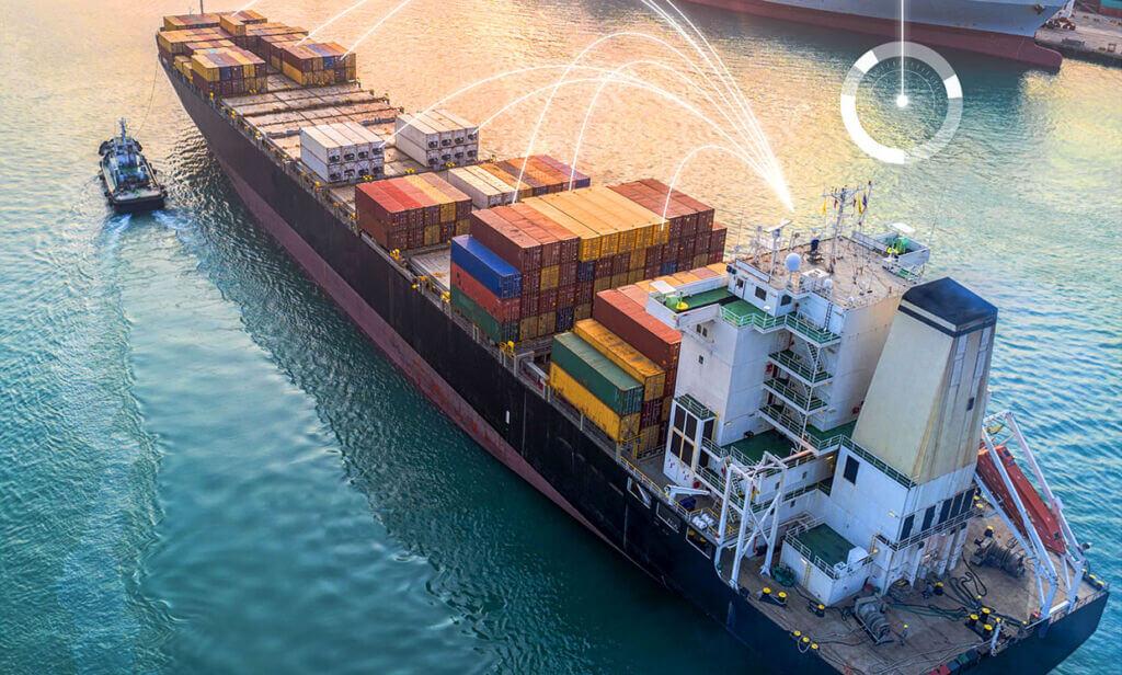 اینترنت اشیا در صنعت کشتیرانی