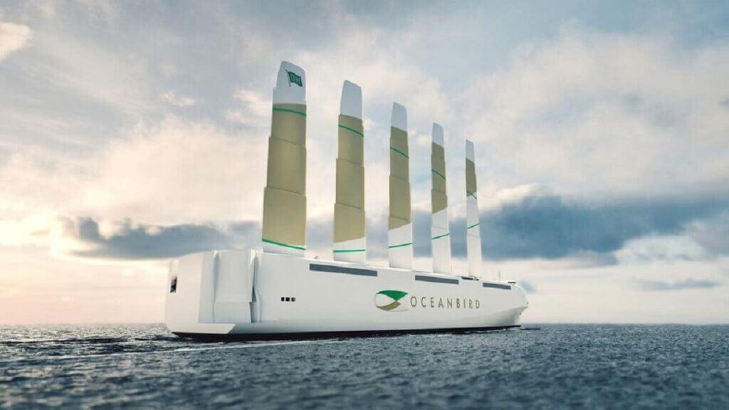 بزرگترین کشتی و قایق بادبانی جهان با نیروی پیشرانش انرژی بادی - Oceanbird