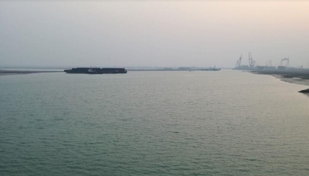 جزیره عباسک بندر بوشهر