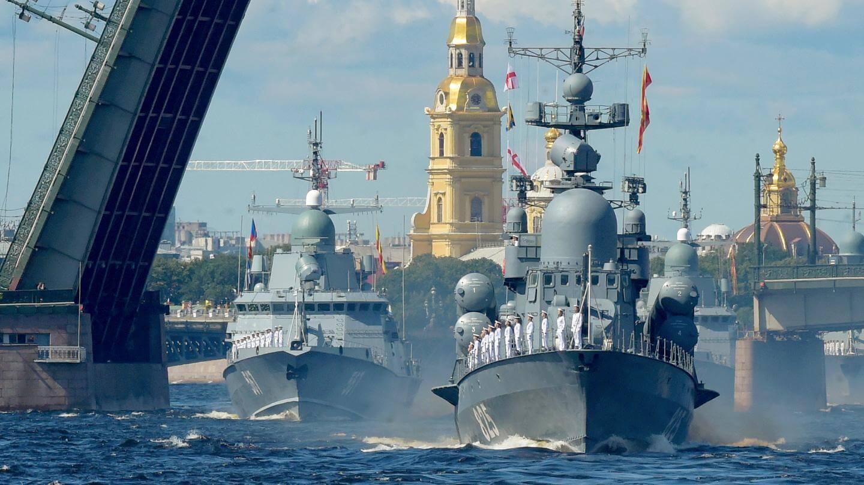 با تور مجازی از یگان نیروی دریایی روسیه بازدید کنید