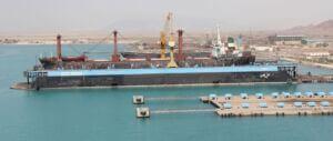 داک تعمیر کشتی دلفین شرکت پرشیا هرمز کشتی سازی ایزوایکو