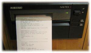 دستگاه ناوتکس(NAVTEX)