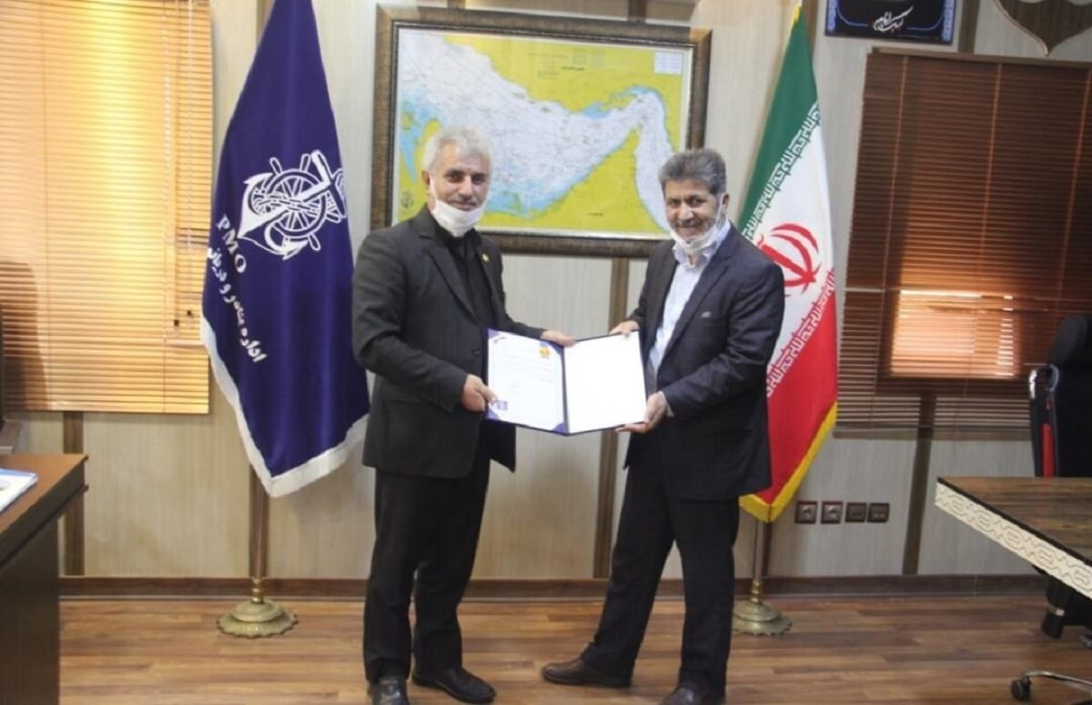 صدور مجوز بهرهبرداری از بندر نخیلو به عنوان بندر پشتیبان شرکت نفت فلات قاره ایران