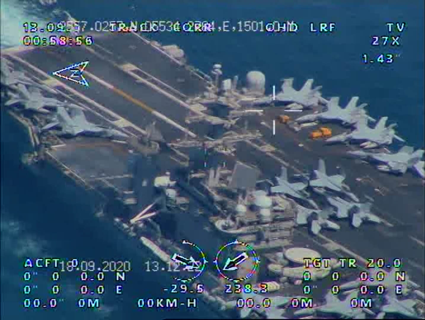 نیروی دریایی آمریکا در نبرد با ایران قادر به پیروزی نیست