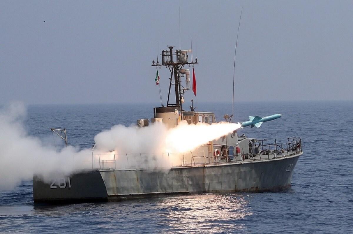 موشکهای کروز نیروی دریایی ارتش