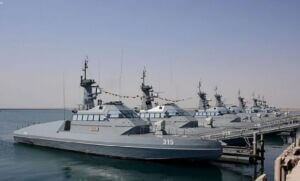 قایقهای تندروی فرانسوی نیروی دریایی عربستان
