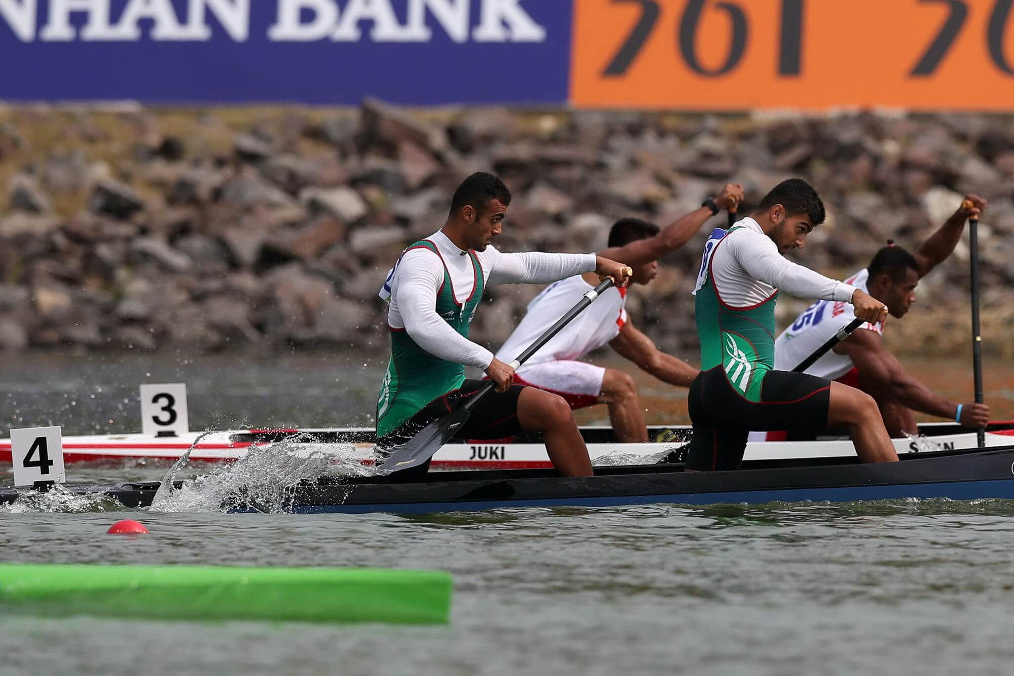 سهمیه المپیک قایقرانی مسیر زندگیام را تغییر خواهد داد