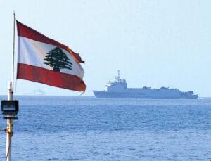 مرز دریایی اسرائیل و لبنان در دریای مدیترانه