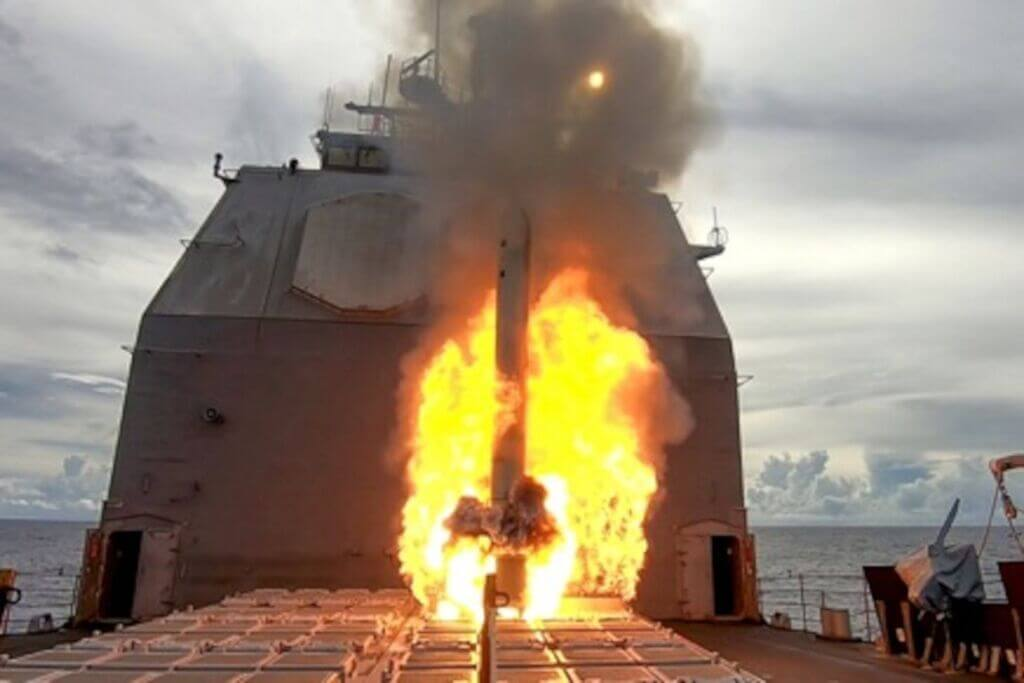 موشک پرتاب عمود ناو یواساس انتیتام (سیجی-۵۴)