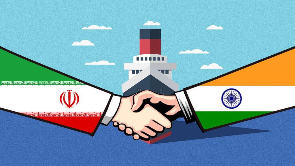 همکاریهای دریایی ایران و هند در بندر چابهار