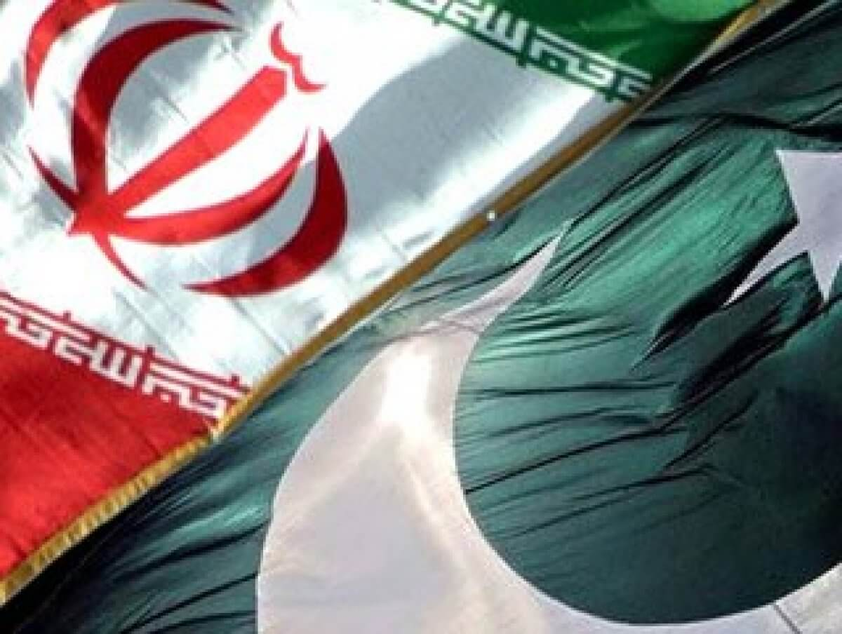 پرچم همکاری ایران و پاکستان