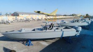 پهپادهای ایرانی نیروی دریایی سپاه
