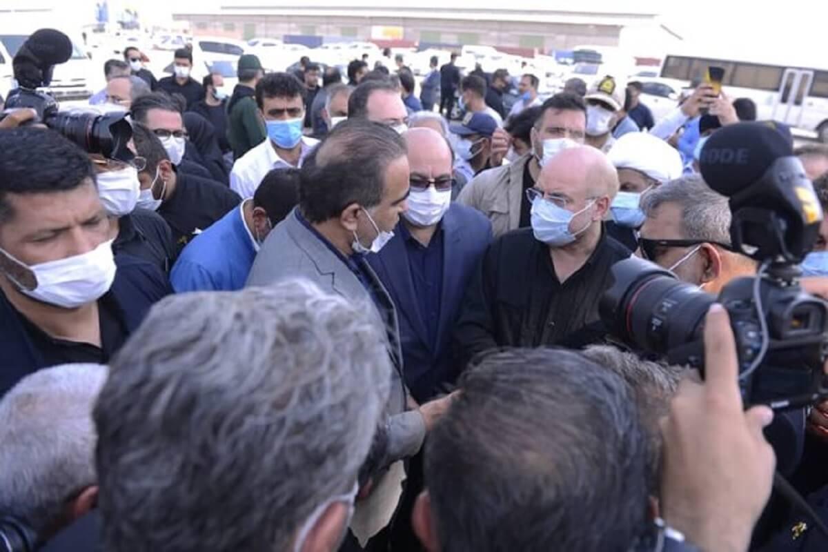 پیگیری مطالبات و مشکلات صیادان بندر خرمشهر
