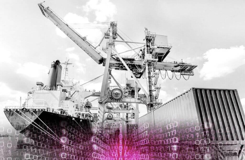 کشتیهای هوشمند در بنادر هوشمند در چرخه حمل و نقل و لجستیک هوشمند