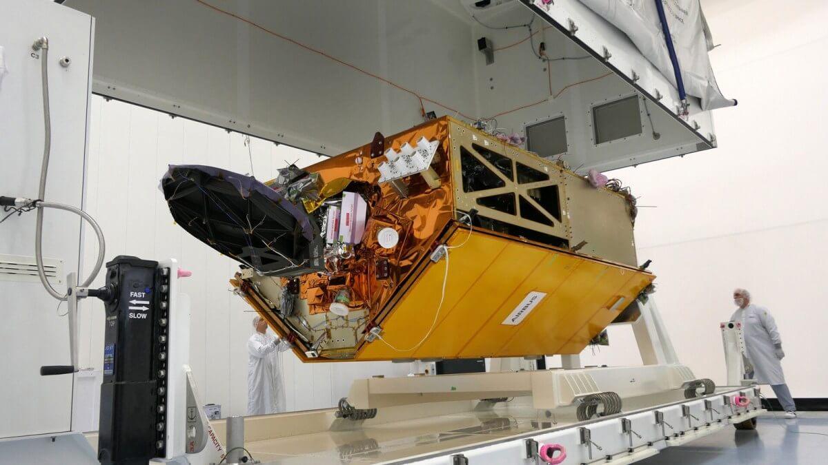 """ماموریت """"سنتینل -۶"""" ناسا ماه نوامبر پرتاب خواهد شد"""