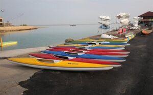 اسکله بینالمللی قایقرانی بندر بوشهر