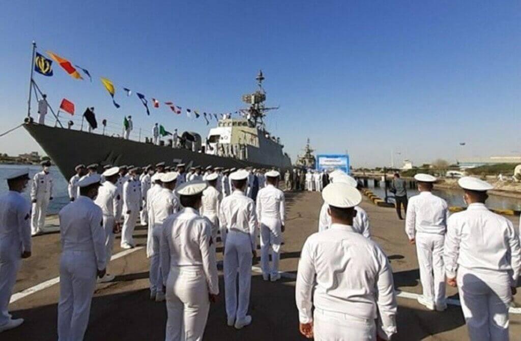 بازگشت ناوگروه 69 نداجا از خلیج عدن