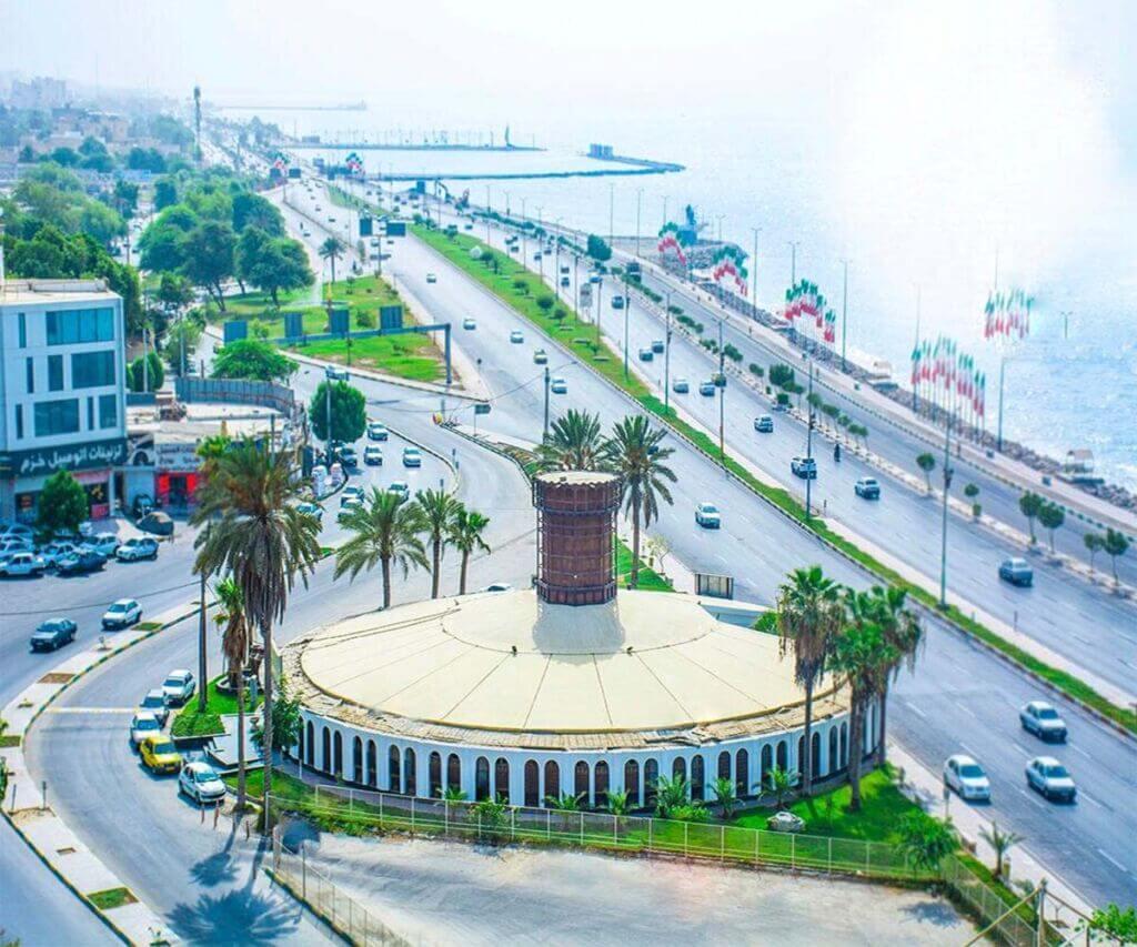 موزه اسناد تاریخی شهرداری بندرعباس واقع در بلوار ساحلی(آیت الله طالقانی) بندرعباس