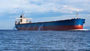 تخلیه آب توازن کشتی-ballast water management