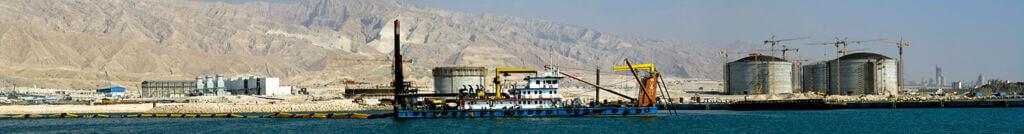 تصویر کارخانه پروژه ایران ال ان جی