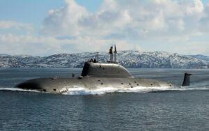زیردریایی کلاس آکولا نیروی دریایی روسیه-akula class submarine