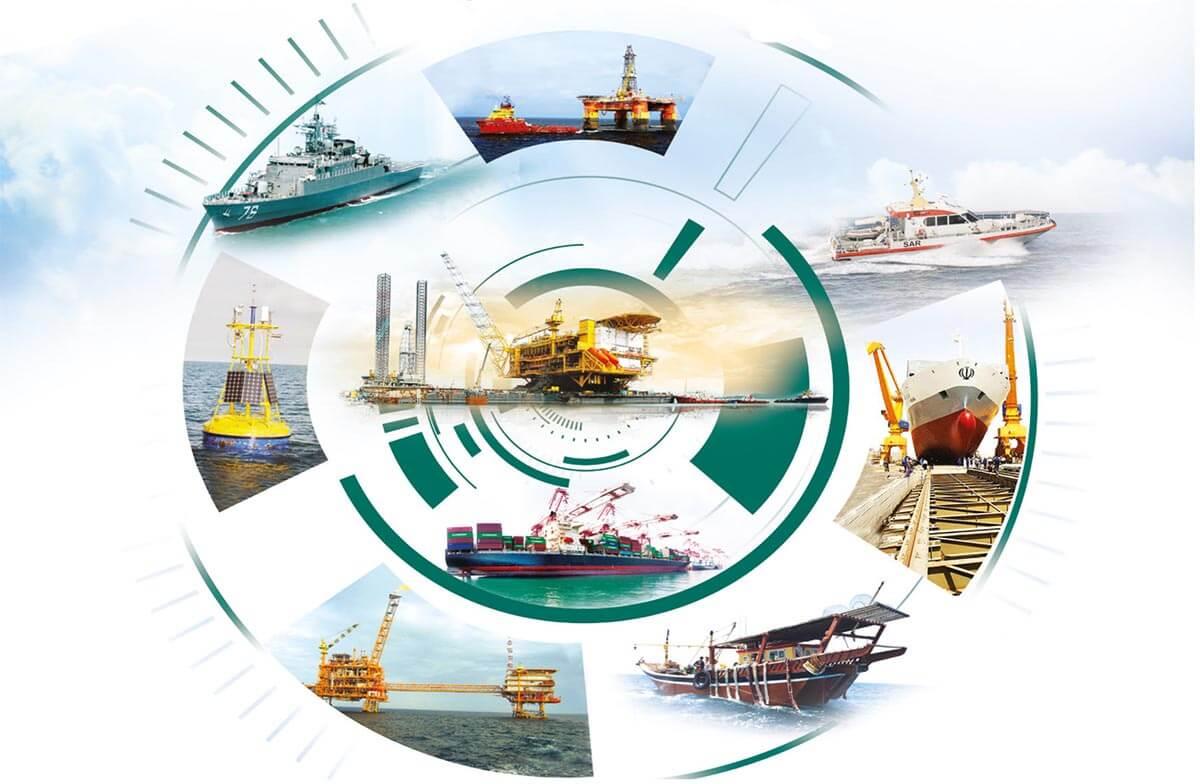 ارائه نیازهای صنعت دریایی ایران