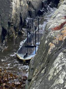 قهپاد (قایق هدایتپذیر از دور) Wave Glider آمریکا