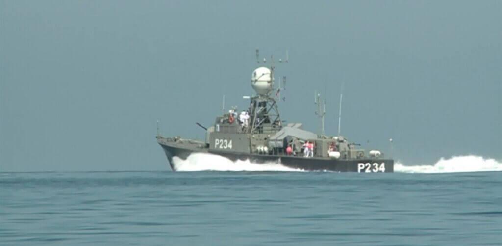 ناو موشکانداز سپر کلاس سینا- ساخت توسط صنایع دریایی شهید تمجیدی بندر انزلی