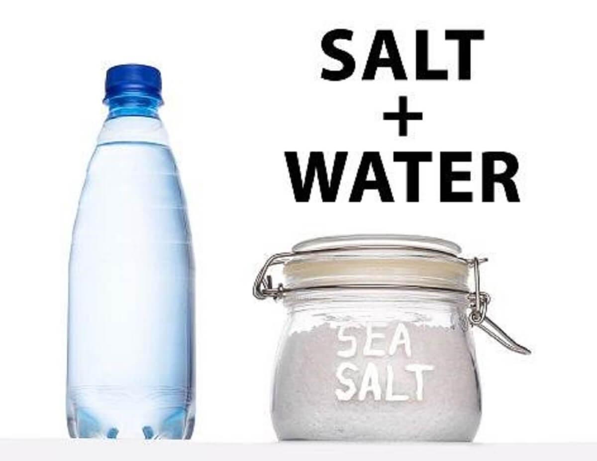 نمک زدایی و تصفیه آب شور دریا