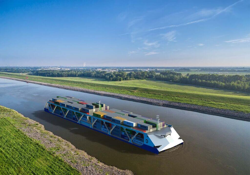 نوآوری تحقیقاتی جهت تغییر طراحی کشتیها
