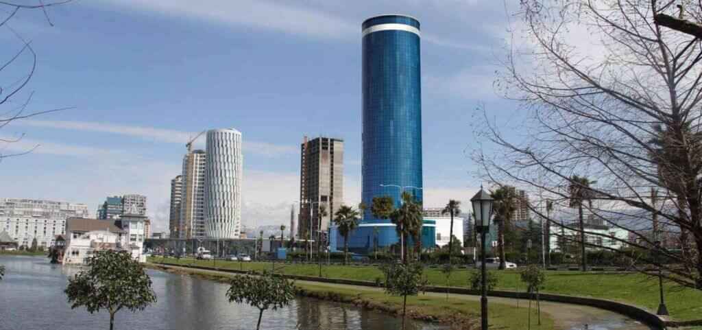 هتل اسکایتاور بندر باتومی گرجستان (Sky Tower hotel)