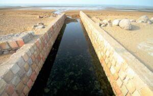 ورود فاضلاب و پساب به دریا در بندرعباس