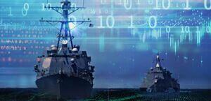 کدنویسی دیجیتال و هوشمند شناور و ناوهای نظامی