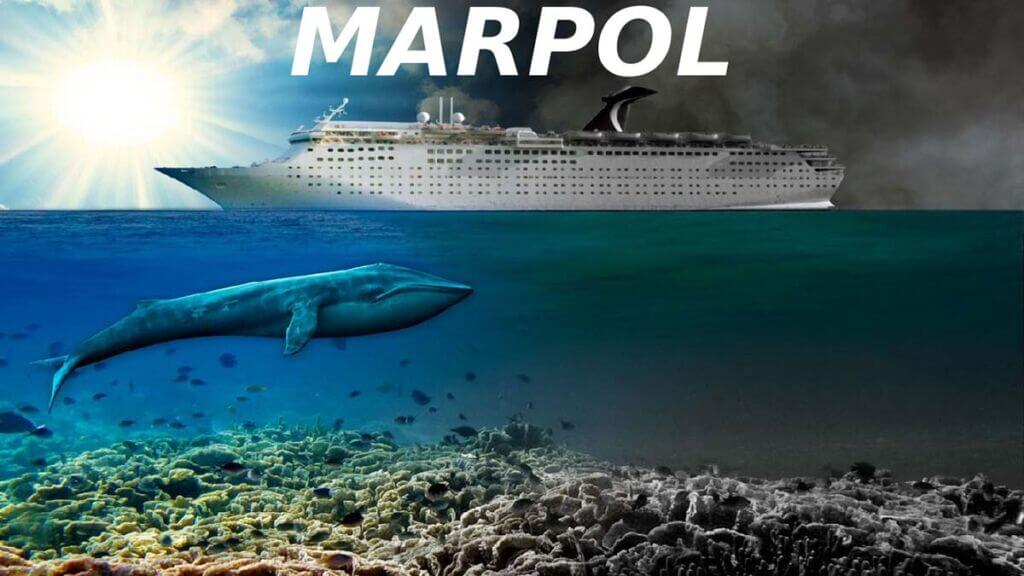 کنوانسیون دریایی مارپل- marpol convention