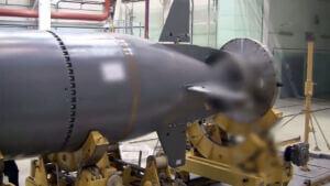 اژدر اتمی پوزئیدون زیردریایی خاباروفسک نیروی دریایی روسیه