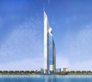 برج دبی در دوحه قطر - Dubai Towers Doha
