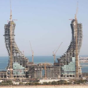 برج کاتارا دوحه قطر - Katara Tower Doha